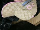 Gucci帽子 古驰鸡眼棒球帽鸭舌帽