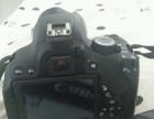 佳能单反照相机650D