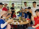 深圳小公司出来团建能去的地方可以自己做饭的