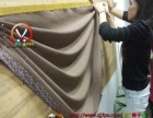 尺子剪子布窗帘培训开窗帘店内装修之罗马柱