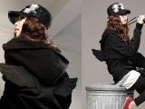 2013韩版时尚秋装天使之翼 飞翔翅膀 带帽 卫衣 批发