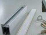 供应点缀G006吊旗杆 夹KT板/夹写真挂轴 商场超市广告器材