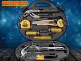 德国史丹五金工具套装维修手动工具箱多功能家用工具组合套装