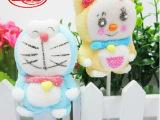 玩具糖果 金稻谷卡通棉花糖 阿狸叮当猫兔子等多款 16g*32支