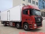10吨大型冷藏车 6.8米中型冷藏车 肉钩冷藏车