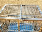 全新定制各类型号不锈钢狗笼,猫笼,鸟笼等不锈钢制品