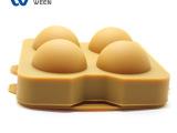 现模加工方形硅胶冰格  环保耐用-质优价优