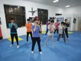 济南专业散打,防身术,搏击正规武术培训机构