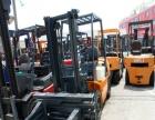 九成新二手合力3吨叉车,4.5米堆高叉车送货上门