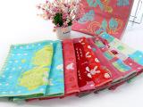 高阳纯棉毛巾 厂家直销纱布毛巾  儿童礼品小黄人兔头