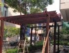 防腐木地板葡萄架凉亭围栏木屋桑拿板花架园林花箱座椅