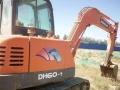 斗山 DX60 挖掘机  (斗山60小挖出售)