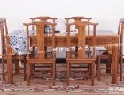 中式象头餐桌