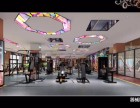 秀灵路最大最好的一站式健身房 万力健身