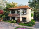 宇鸿建筑设计乡村私宅别墅设计,一站式服务,解决您的农村别墅设