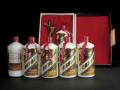 南通市回收礼品 南通收购老茅台酒 1981年葵花牌茅台