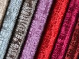 韩式风格【家纺面料】厂家直销不倒绒压花窗帘沙发装饰布面料