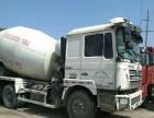 转让 搅拌运输车多辆豪沃欧曼解放混凝土搅拌车