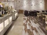 佛山哪里有高档木纹砖买 康拓瓷木砖