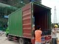 福建厦门货车四点二尾板车搬家拉货长途拉货工厂拉货。