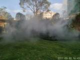 户外喷雾造景设备 景观雾森系统