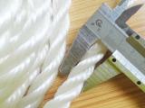 11mm三股渔丝线扭绳  透明渔丝线扭绳  进品机加捻 环保可配