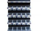 小超市货架批发便利店展示架零食站点货架单双面背板