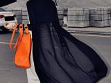13纯色拼接防晒长袖雪纺欧美上衣 韩版女式时尚长款女外套 705