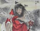 王英民四尺精品人物画钟馗神威图