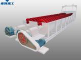 2014年新款双螺旋洗沙机,水力选矿设备之螺旋洗沙机设备