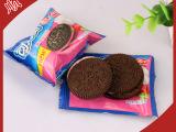 金胜达 可利奥草莓味夹心饼干 独立小包装夹心饼干 小孩爱吃