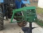 齐齐哈尔栽树专用挖坑机 大型挖坑机