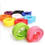 提供加工 塑料皮带 彩色带  腰带 EVA tpr 塑料皮带
