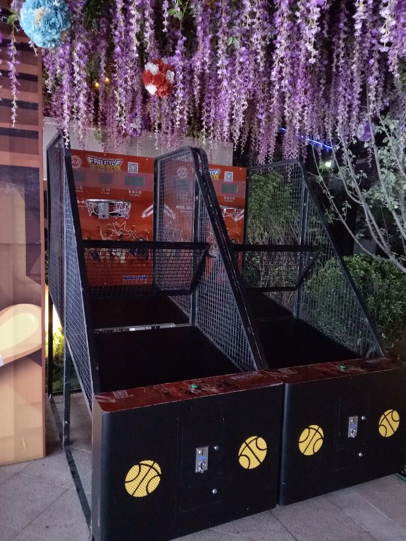保定市全民互动篮球机抓娃娃机真人抓娃娃机跳舞机出租