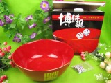 9寸中国传统中秋节活动礼品 陶瓷博饼碗厂家批发 博饼专用状元碗