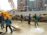 无锡江阴洒水车出租工地送水车及路面冲洗泥土车出租