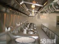 钟楼专业饭店酒店厨房油烟机清洗/油烟管道清洗服务