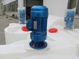 南充1立方成套污水处理设备 pe加药箱