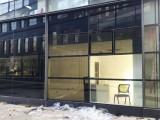 丰台区方庄办公室玻璃幕墙贴膜磨砂膜防晒太阳膜包安装