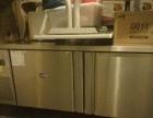 商用卧式冰箱一台