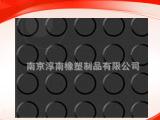 厂家供应优质橡胶板圆点防滑耐压耐压橡胶板防滑条纹橡胶板