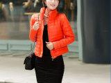 2013冬季新款女装女式羽绒服女款韩版短款品牌羽绒服冬装外套批发
