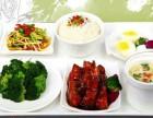 中式快餐店 蓝白快餐加盟什么流程加盟电话