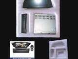 广州番禺厂家定做EPE珍珠棉汽车导航仪包装盒 珍珠棉包装内衬