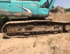 转让 挖掘机神钢350工程车 其他品牌