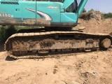 个人神钢350挖掘机出售急转