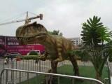 大型仿真恐龙军事展览道具