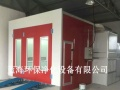 高温环保烤漆房优势异性烤漆房定制蓝海涂装厂家定制