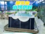 儿童室内泳池设备厂家定制大型训练游泳池亲子儿童泳池