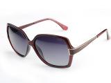 2014新款偏光镜时尚太阳镜女士 大框眼镜复古墨镜驾驶镜潮408